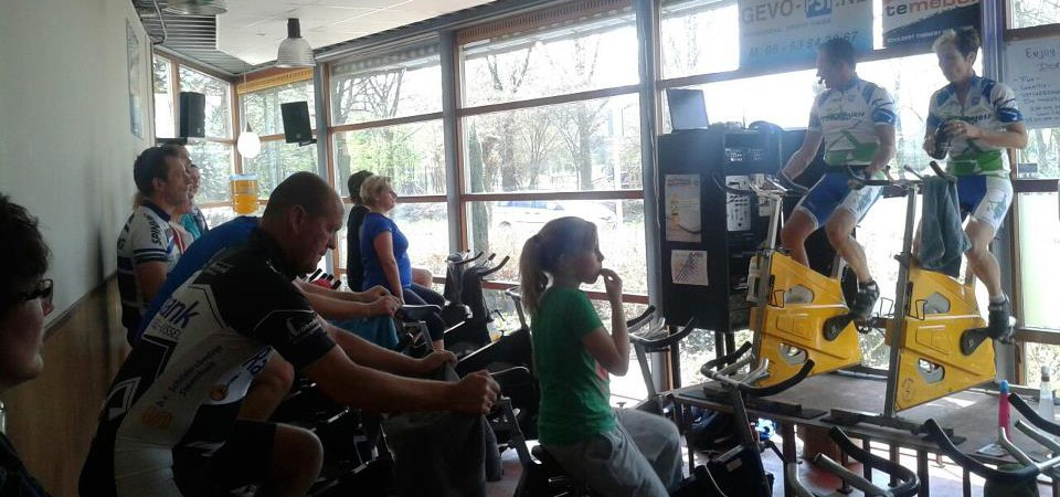 Spinning instructeur worden? Enjoysportscycle!